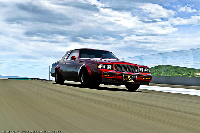 Twin Turbo 1987 Buick Grand National >> 1987 Buick Regal GNX | Flickr - Photo Sharing!