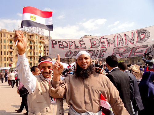 25 Jan 2011 Egypt Revolution