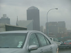 Driving Away from the CBD