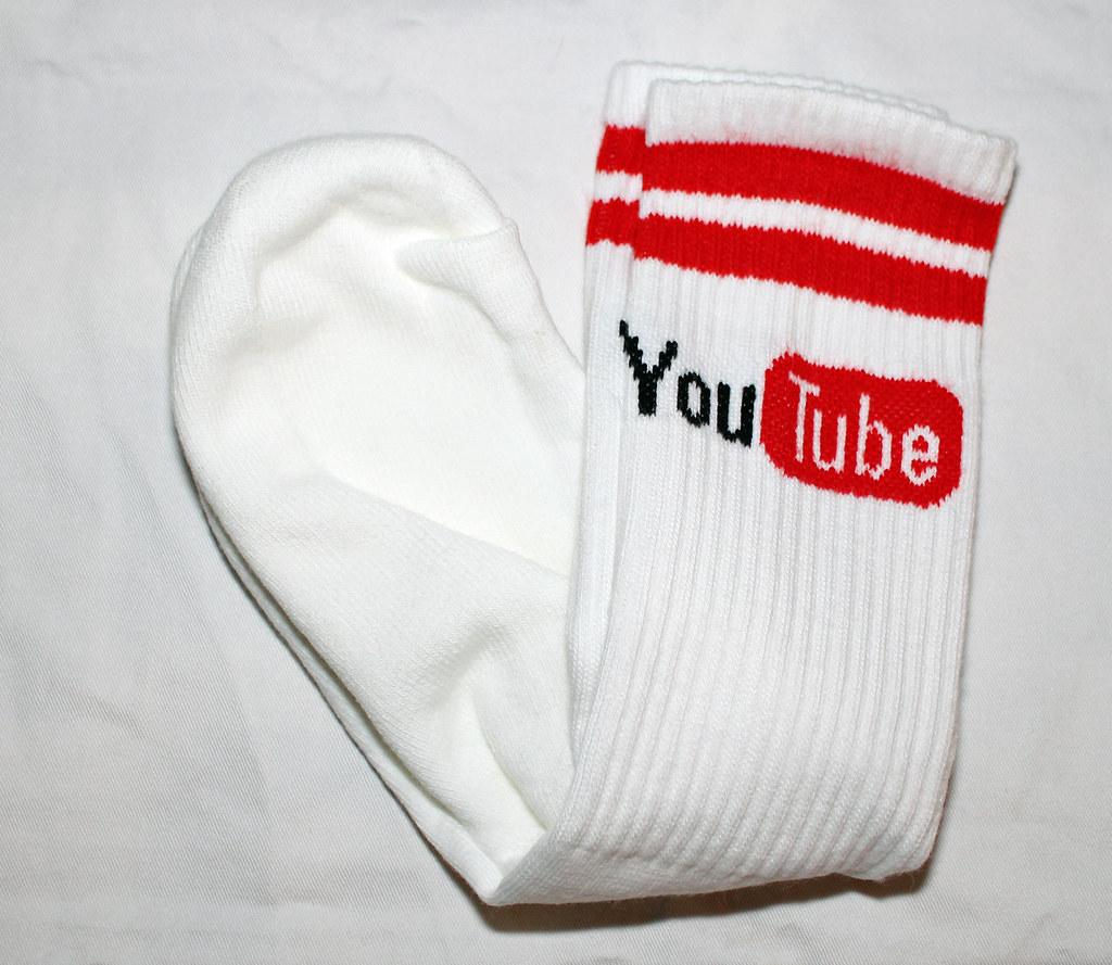YouTube Socks