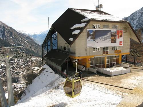 Hotel De La Telecabine Pre Saint Didier