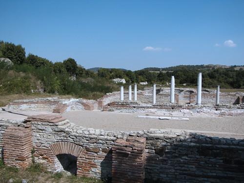 The Palace at Felix Romuliana (VII) - isawnyu