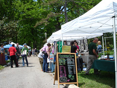 Photo by fridayn - Tower Grove Farmers Market