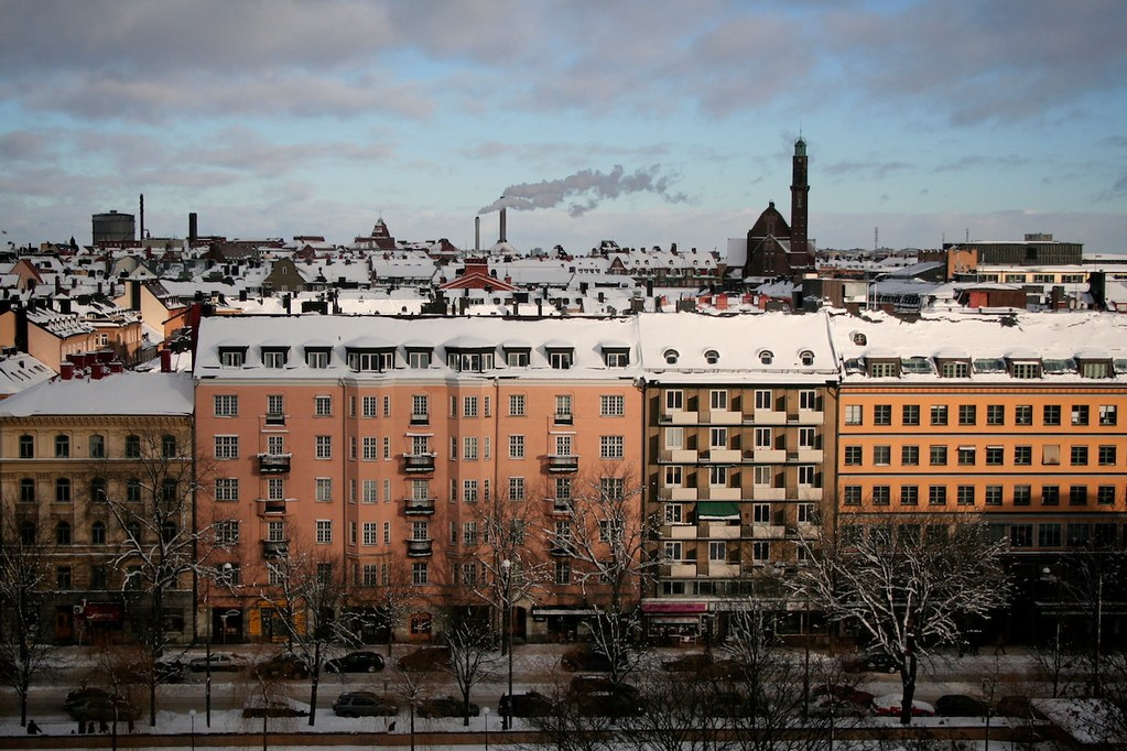 Stockholm Winter Days