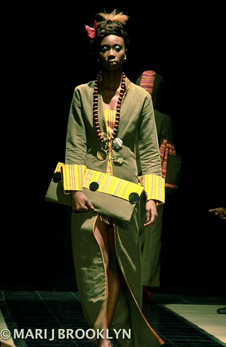 African Fashion week NYC 2010
