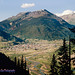 High Angle View of Silverton, Colorado