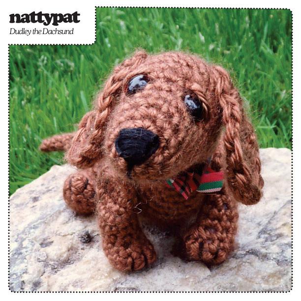 Free Crochet Pattern Wiener Dog : Dudley the Dachshund Crochet Pattern Flickr - Photo Sharing!