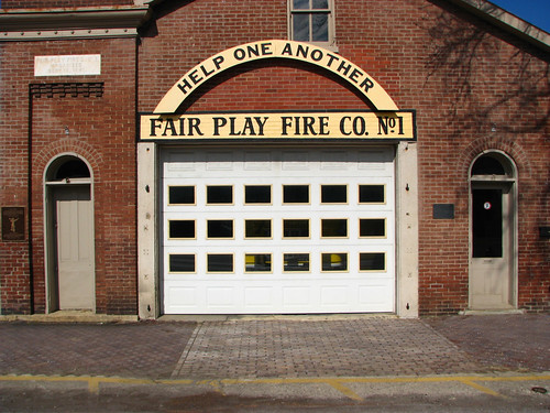 Fair Play Fire Co by paynehollow