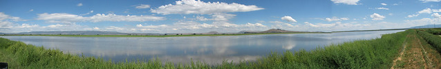 Walking Wetlands at Tule Lake NWR