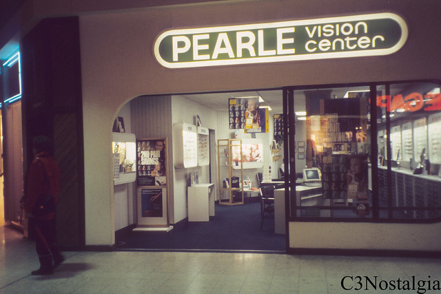 Pearle Vision Center - Century III