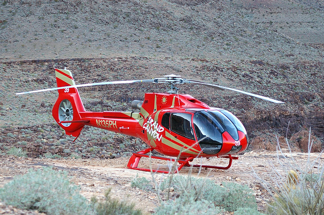 Grand Canyon Tour Helicopter  We Flew From Las Vegas To The  Flickr  Phot
