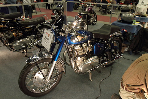1963 Royal Enfield Interceptor