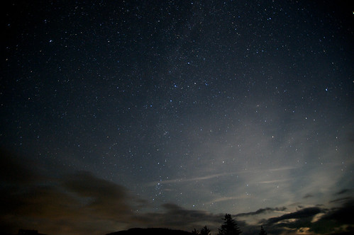 Sternenhimmel Kärnten