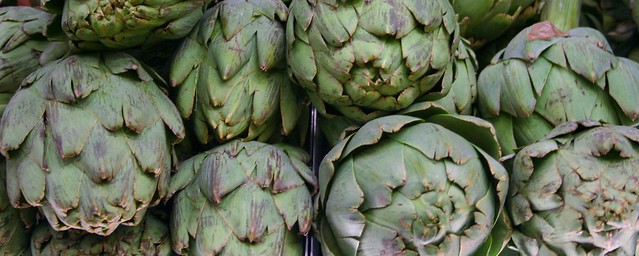 Artichokes At Whole Foods Montclair