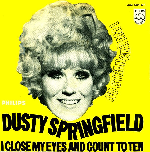 13 - Springfield, Dusty - I Close My Eyes And Count To Ten - D - 1968