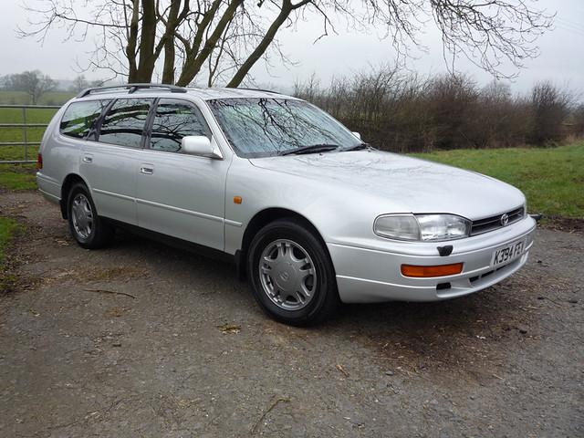1992 Toyota Camry V6 Estate - Dilemma!