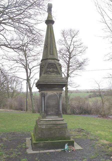 Trimdon Grange Colliery Memorial