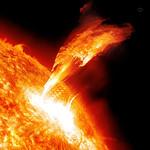 El sol: diámetro, masa y composición química
