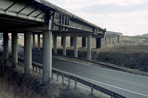 Unfinished viaduct 3.
