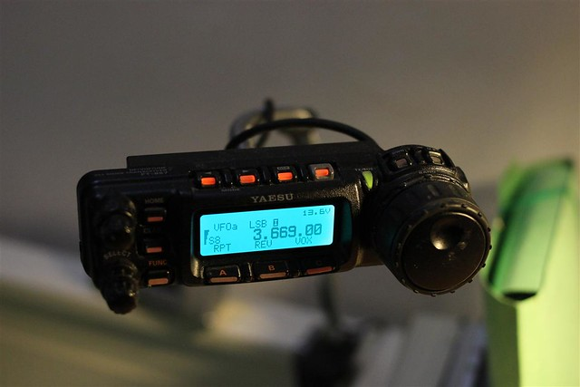 Yaesu FT-200 FT95 FT897 FT857D Mic, for mod ing the