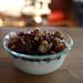 Yogurt, blueberries, and granola by grongar