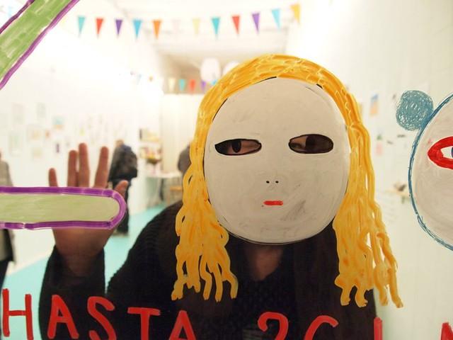 Exposición de Miju Lee en Duduá