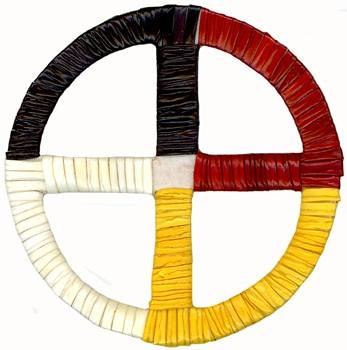 Four Directions Medicine Wheel