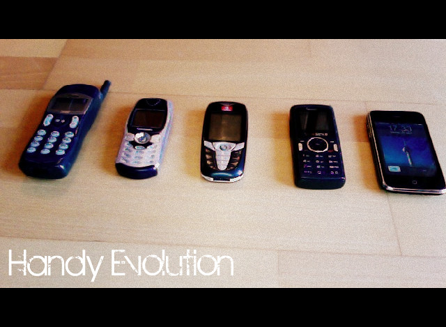 Handy Evolution