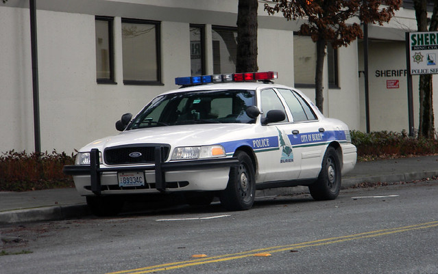 Burien, Washington (AJM NWPD)