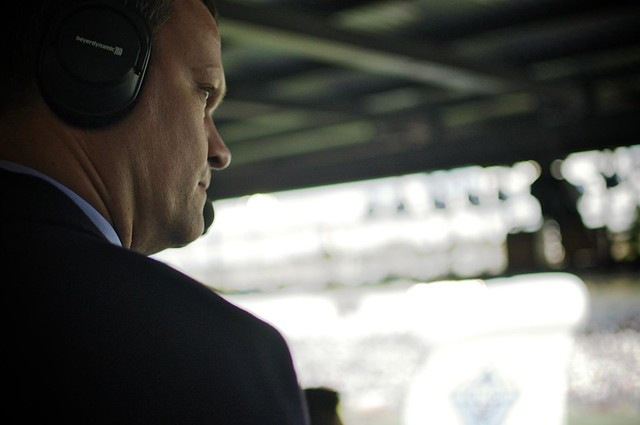 Whitecaps FC vs Toronto FC: From the radio booth