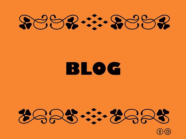 Buzzword Bingo: Blog