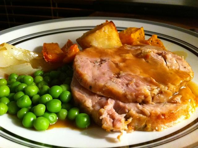 Roast Turkey Dinner | Flickr - Photo Sharing!
