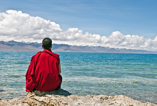 A Buddhist and His Meditation