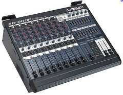 Peavey XR800F Mixer for Hire