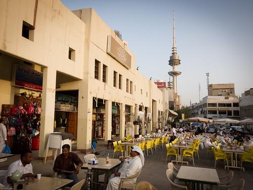 Souk al-Mubarakiya Market, Kuwait City