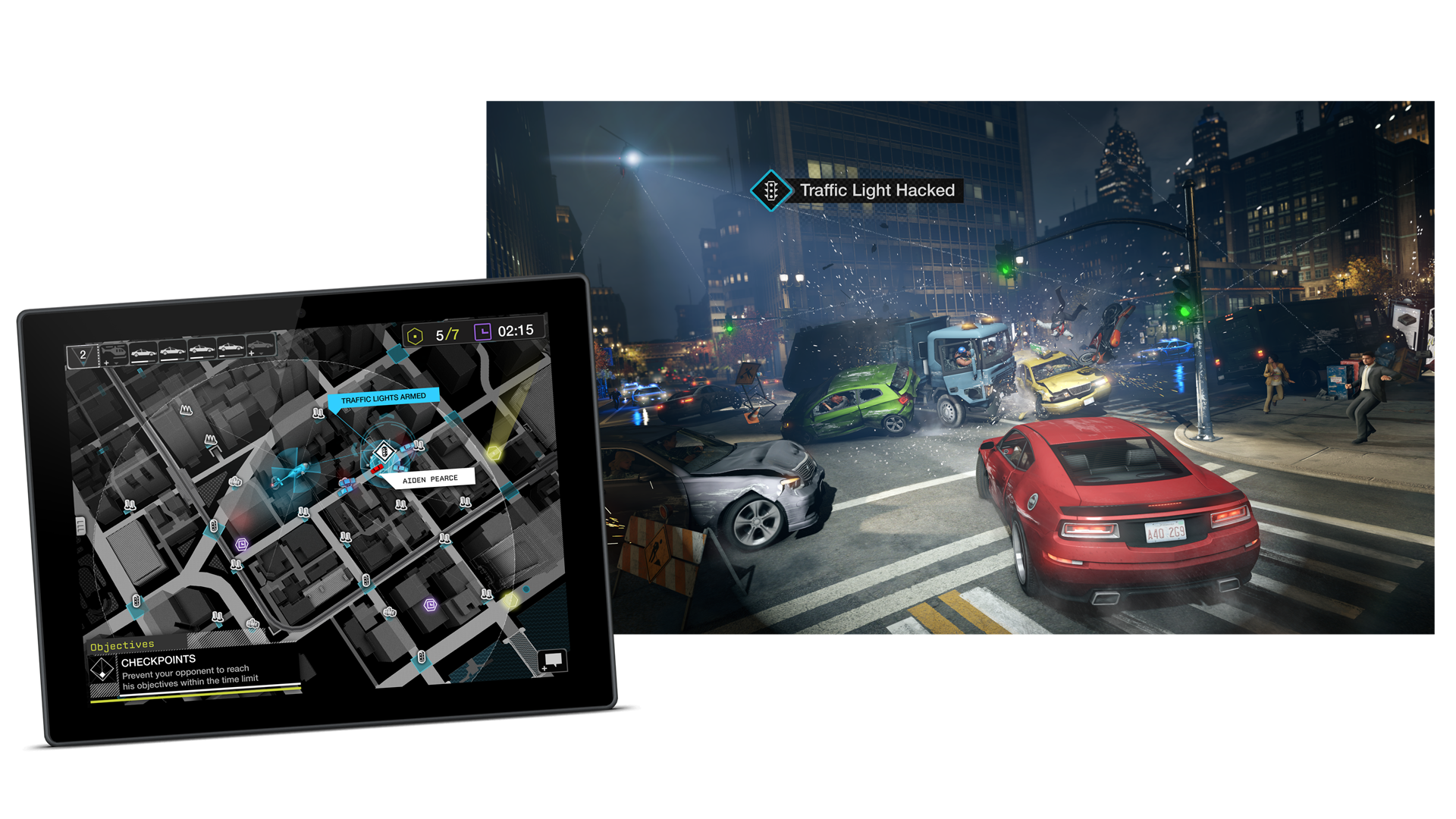 Watch_Dogs_ctOS - Mobile_CompanionApp_TrafficLight_Tablet_Collage
