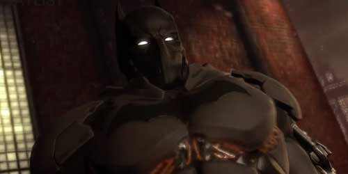 Batman Arkham Origins Cold Cold Heart: Gothcorp
