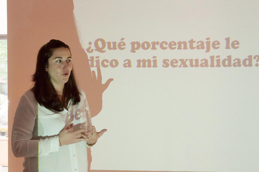 CreativeMornings/Madrid: Sex