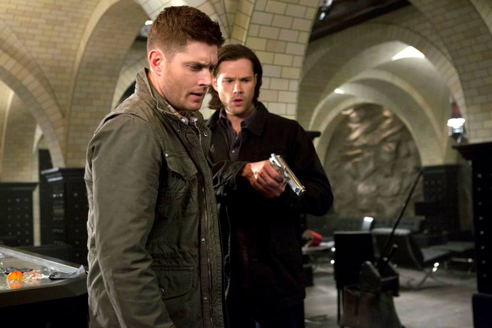 "Supernatural 9x20 ""Bloodlines"""