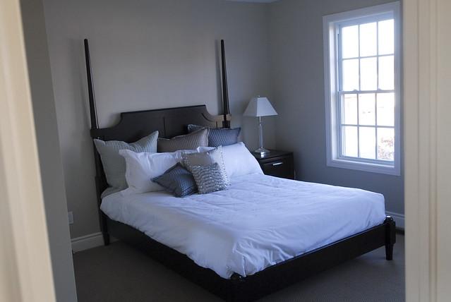 Somerset Model Home - Bedroom | Flickr - Photo Sharing!