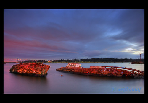 winter sunset art river prime evening riverclyde clyde nikon harbour shipwreck lee bowling nd 20mm nikkor filters grad wrecks boatyard gloaming clydebank erskine oldkilpatrick artfromaf