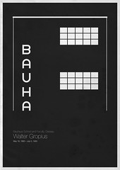 Walter Gropius | Bauhaus School and Faculty, Dessau