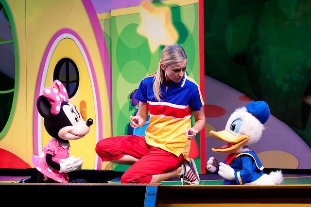 Playhouse Disney - Live on Stage! | Flickr - Photo Sharing!