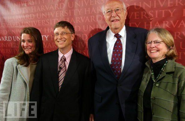 bill gates family - photo #22