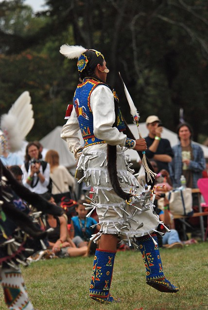 Native American Indian Legends - Jingle Dress Origin - Ojibwa