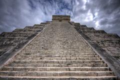 El Castillo's 91 Steps - Chichen Itza