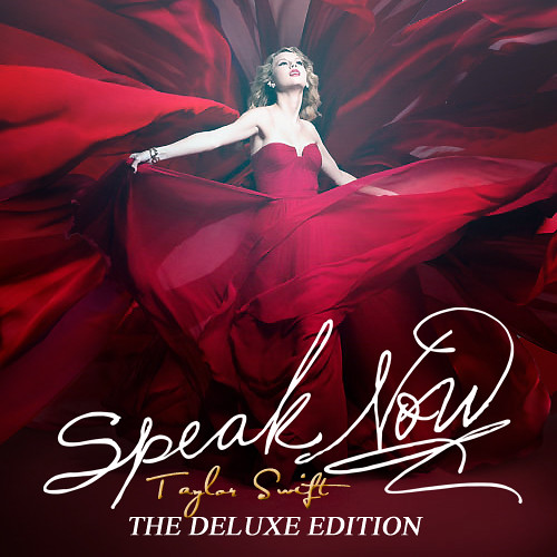 Speak Now - The Deluxe Edition || Taylor Swift fanmade ...