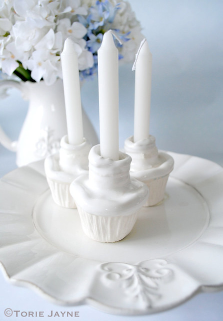 hand made Decorative cupcake stand