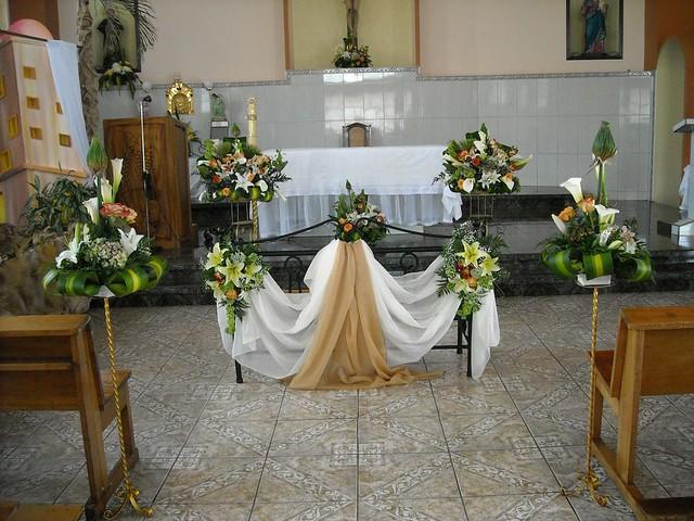 Decoracion Iglesia Para Matrimonio ~ Decoraci?n iglesia para Boda 3  Flickr  Photo Sharing!
