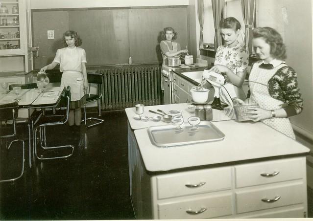 1950 Cvtc 22 Homemaking Flickr Photo Sharing